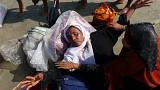 Bis zu 400 000 Rohingyas aus Myanmar geflohen