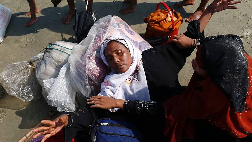 Μιανμάρ: Καταυλισμοί για τους Ροχίνγκια