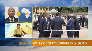 Civil society coalition in DRC announce dates for elections [The Morning Call]
