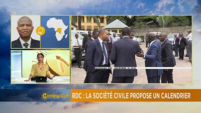 RDC : La société civile publie son propre calendrier électoral [The Morning Call]