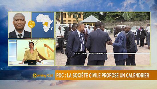 RDC : La société civile publie son propre calendrier électoral [The Morning Call]