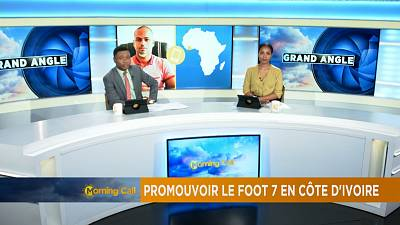 Ivory Coast's amateur football league