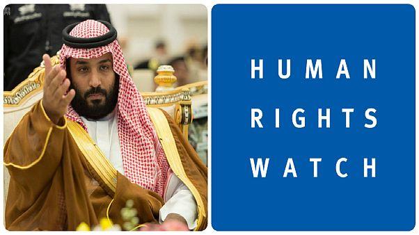 دیده بان حقوق بشر به بازداشت اخیر مخالفان در عربستان اعتراض کرد