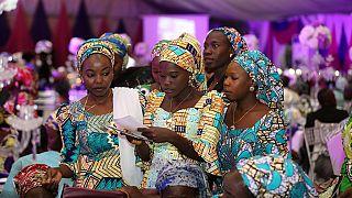 Les Lycéennes de Chibok prêtes à aller à l'université