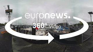 الانتخابات الألمانية-فيديو360°: تراجع الصيد في بحيرة كونستانس