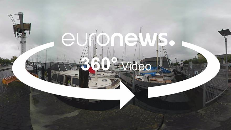German Election 360°: Lake Constance