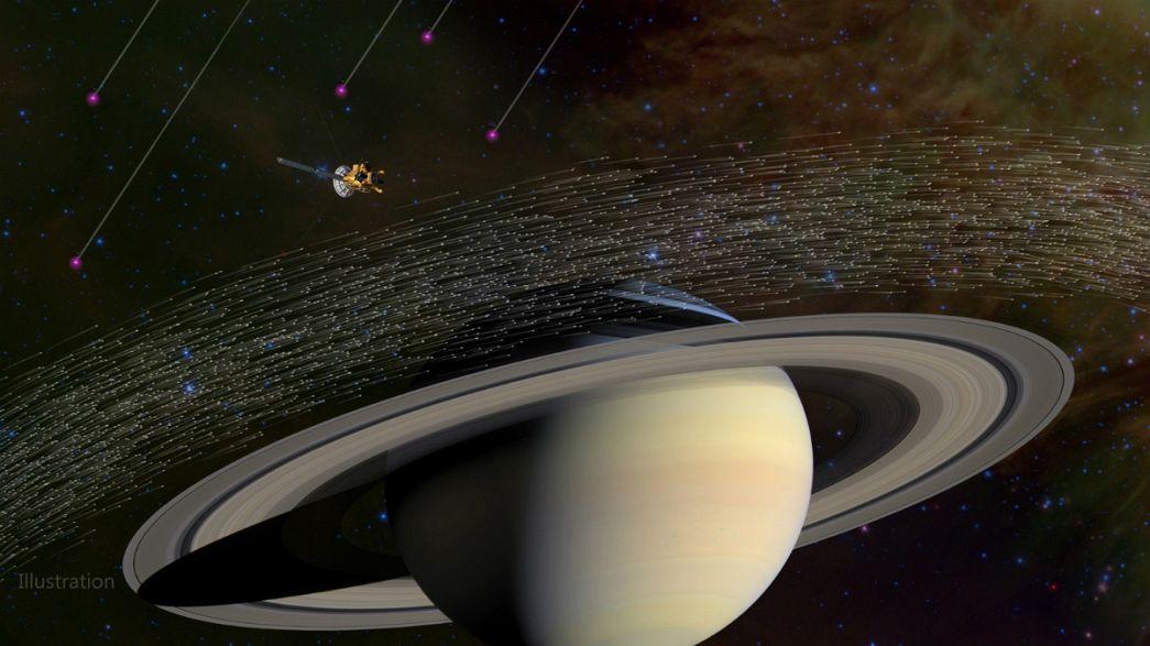 Ο Κρόνος «κατάπιε» το Cassini