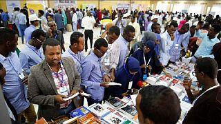 Large turnout at Mogadishu Book Fair, Somali president hails reading culture