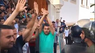 Morocco court postpones northern protest trials [no comment]