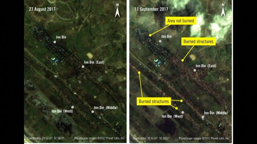 """منظمة العفو الدولية: """"لدينا أدلة تدين جيش ميانمار بإرتكاب جرائم في حق الروهينغا"""""""