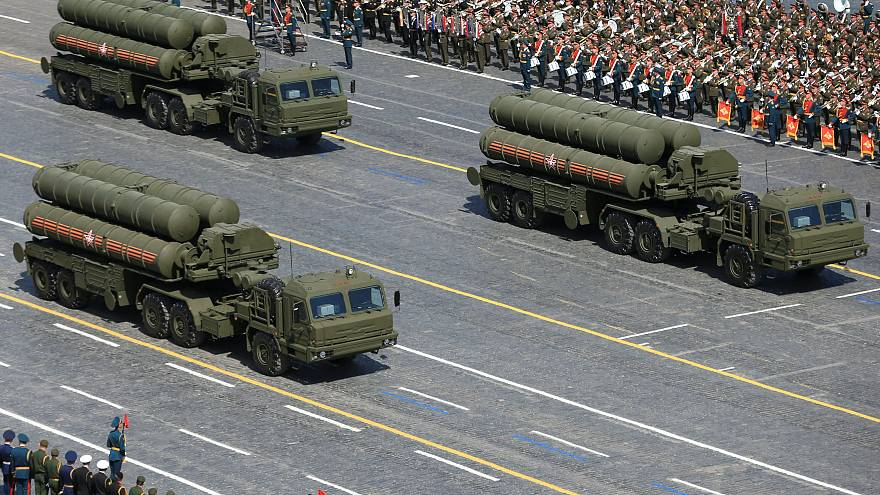What you need to know about Turkey's S-400 air defence missiles