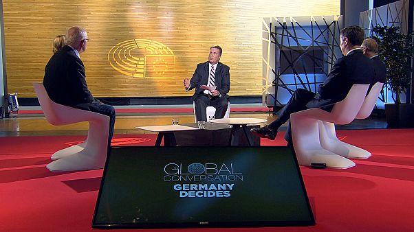 Γερμανικές εκλογές: Το Euronews συζητά με κορυφαίους ευρωβουλευτές