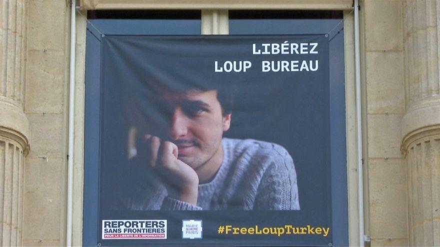 Le journaliste français Loup Bureau, détenu en Turquie, est libre