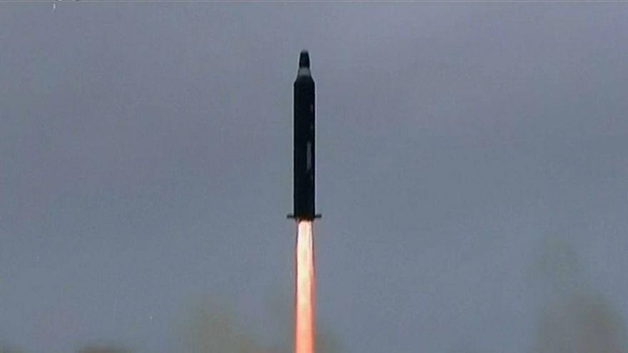 Otro misil balístico norcoreano viola el espacio aéreo japonés