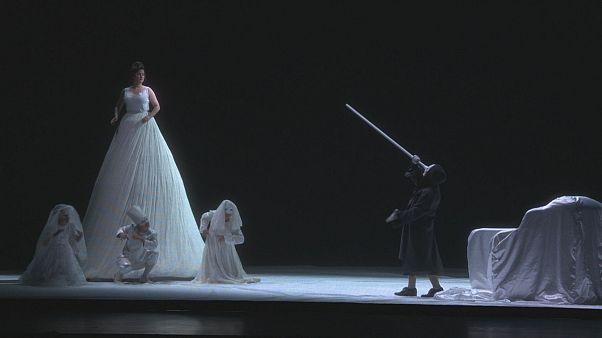 Yenilenen Brüksel Darphane Operası açılışı Pinokyo ile yaptı