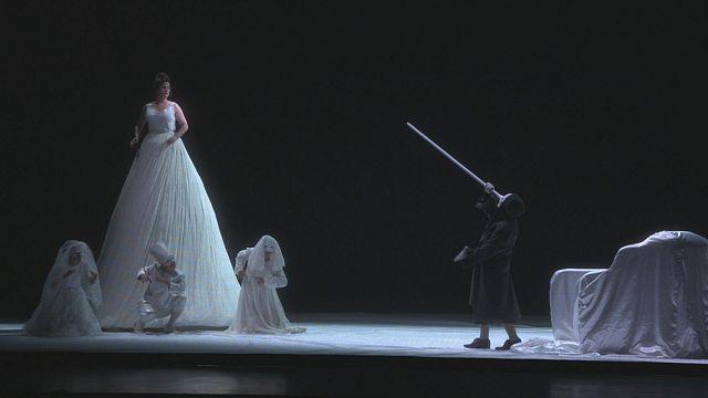 «Пиноккио» на сцене отремонтированной «Ла Монне»
