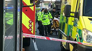 London: UK threat level raised to 'critical' after Tube blast