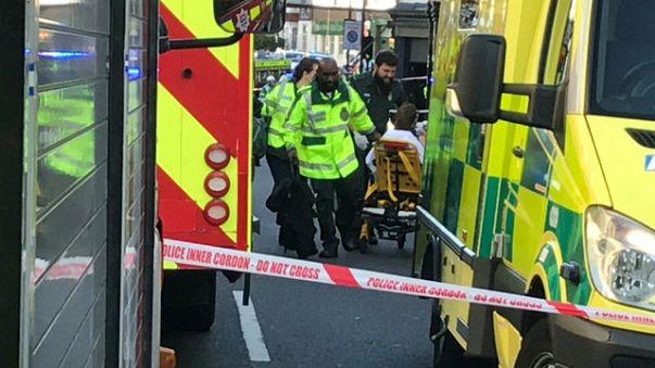 London: UK threat level raised to 'critical' after Tube blast