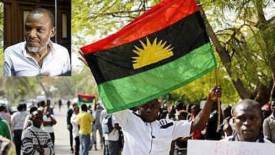 Nigeria military declares Biafra separatists 'militant terrorist organization'
