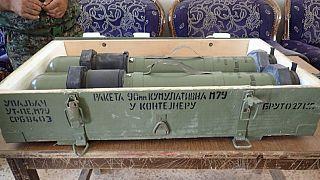 Как организованы тайные поставки оружия в Сирию?