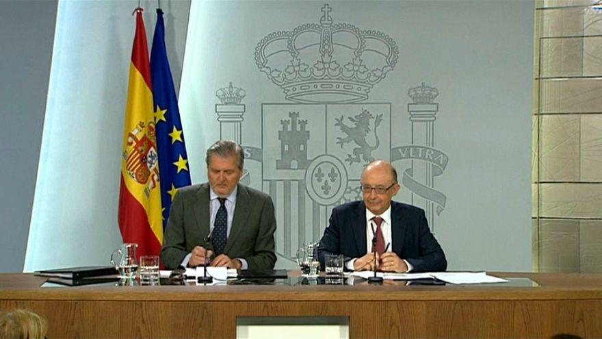 El Gobierno interviene el pago de los servicios públicos de Cataluña