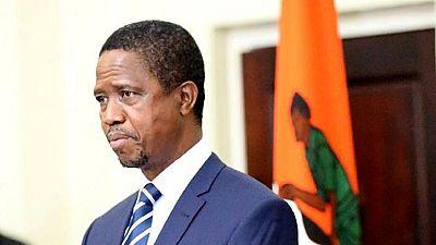 Zambie : Lungu appelle à l'unité des acteurs politiques