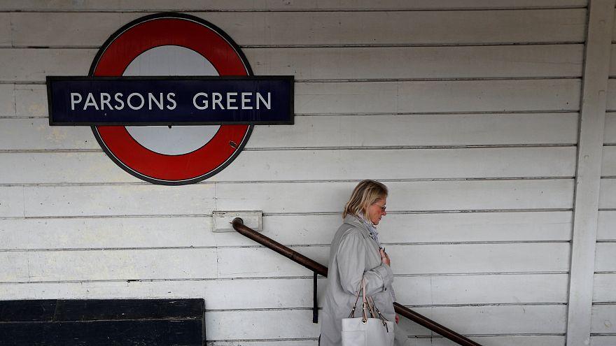 الشرطة البريطانية تعتقل شابا مشتبها به في تفجير بمترو لندن