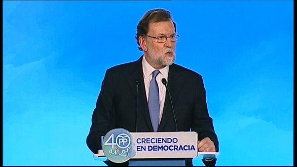 """Rajoy advierte al Govern: """"nos van a obligar a lo que no queremos llegar"""""""
