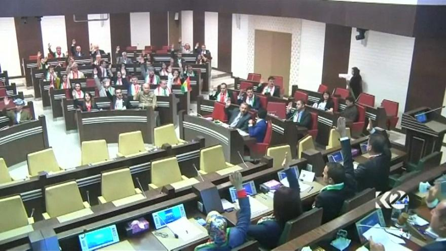Un référendum d'indépendance au Kurdistan le 25 septembre