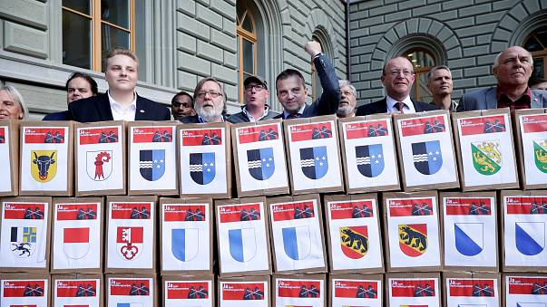 Kommt das Burka-Verbot in der Schweiz? 100.000 Unterschriften beisammen