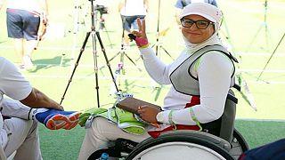 زهرا نعمتی، کماندار ایرانی بر بام رقابتهای قهرمانی جهان