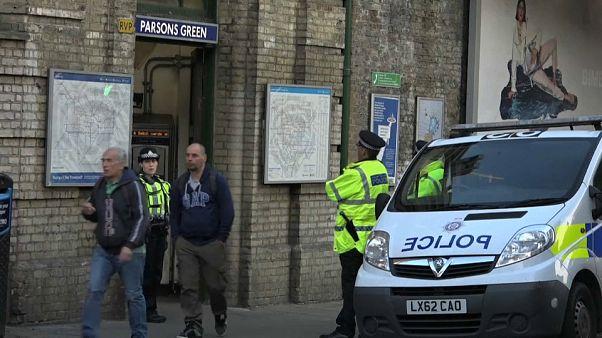 Теракт в Лондоне: задержан подозреваемый