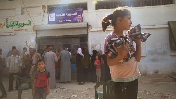 Deir Essor: Aufatmen nach der Belagerung