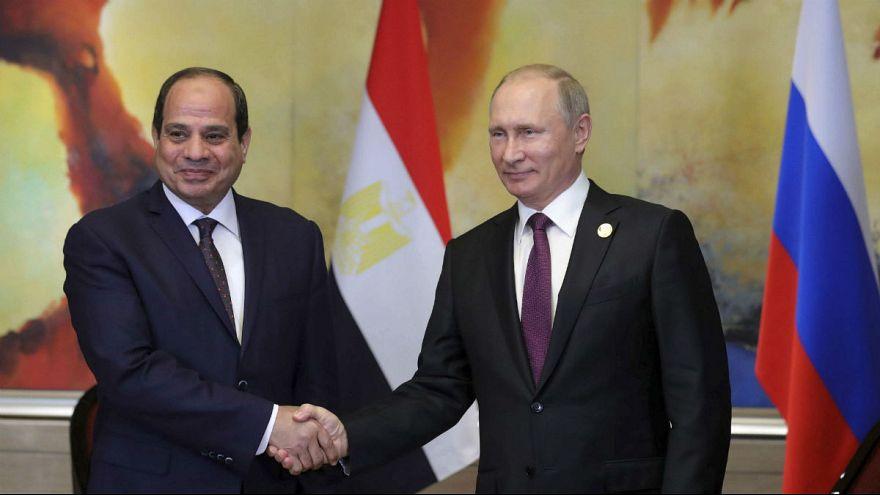 Egyiptomban is atomerőművet épít Oroszország