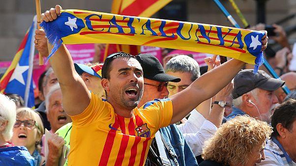 La Catalogne défie le pouvoir central de Madrid