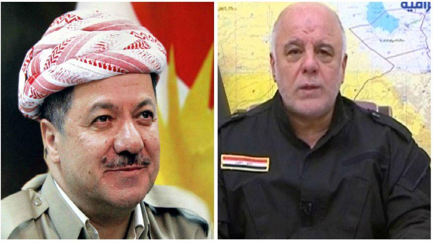 عبادی با غیرقانونی دانستن همه پرسی اقلیم کردستان، استفاده از گزینه نظامی را رد نکرد