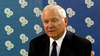 Nord Corea, intervista esclusiva di Euronews a Robert Gates