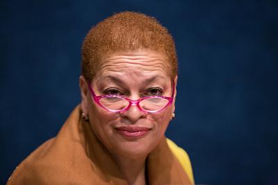 Julianne Malveaux, economist and writer, in 2017.