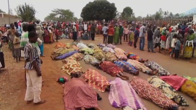 Menekülteket lőttek le biztonságiak Kongóban
