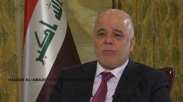 """Premier iracheno al-Abadi: i curdi """"scherzano con il fuoco"""""""
