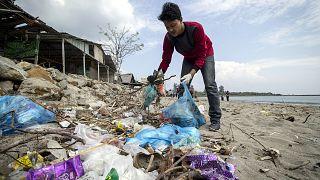 Image: Plastic waste