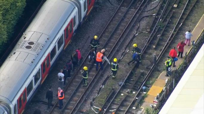 Detenido un segundo hombre por su relación con el atentado de Londres