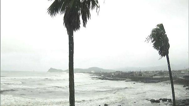 Ιαπωνία: Πλημμύρες πριν την έλευση του τυφώνα