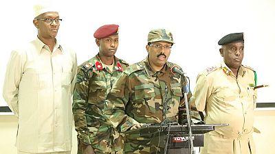 Nine killed during 'mistaken' combat between Somali security forces