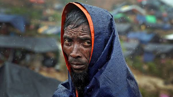 Rohingya refugees struggle in Bangladesh camps