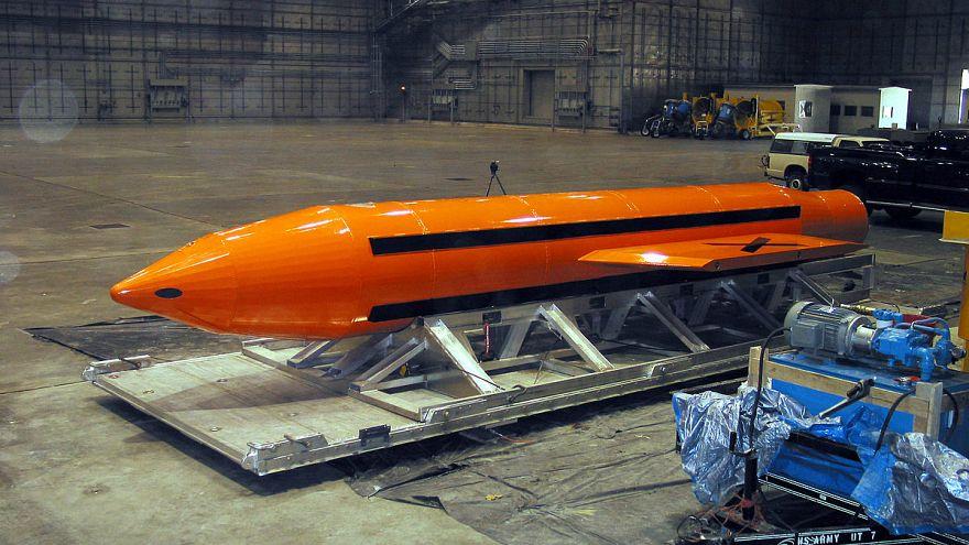 ABD'nin 'tüm bombaların anası'na İran'dan 'tüm bombaların babası' karşılığı