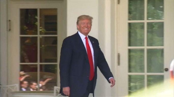 Trump très attendu sur le climat cette semaine