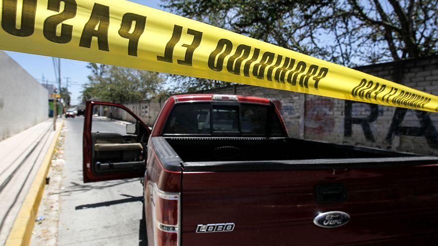 45 bodies found in clandestine grave sites in Mexico