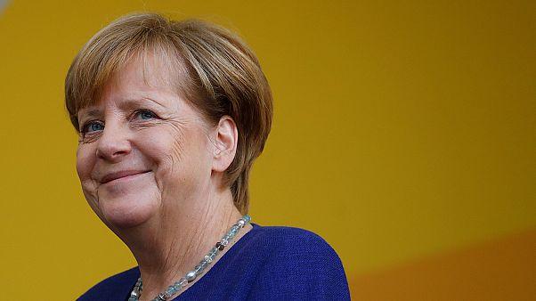 Angela Merkel, Németország első globális vezetője