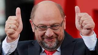 Elections allemandes : Schulz l'optimiste